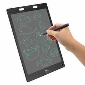 Putron LCD Writing Tablet, Tavoletta Grafica LCD Scrittura 12 Pollici, con Tavolo da disegno Graffiti con Pulsante… Informatica