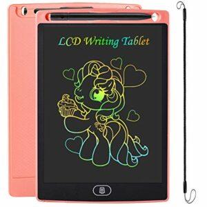 JOEAIS Tavoletta Grafica LCD Scrittura Bambini 8.5 Pollici, Colorato Anti-caduta Elettronica Tavoletta Grafica Lavagna… Informatica