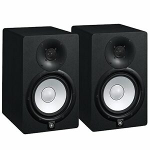 HS8 K – coppia monitor near field biamplificati con sistema bass reflex a 2 vie, woofer da 8″, 120 watt Offerte e sconti