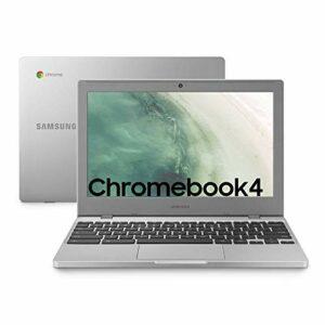 "SAMSUNG Chromebook 4, Computer Portatile XE310XBA Chrome OS, Display Screen 11.6"" Full HD LED, Batteria 39Wh, RAM 4GB… Offerte e sconti"