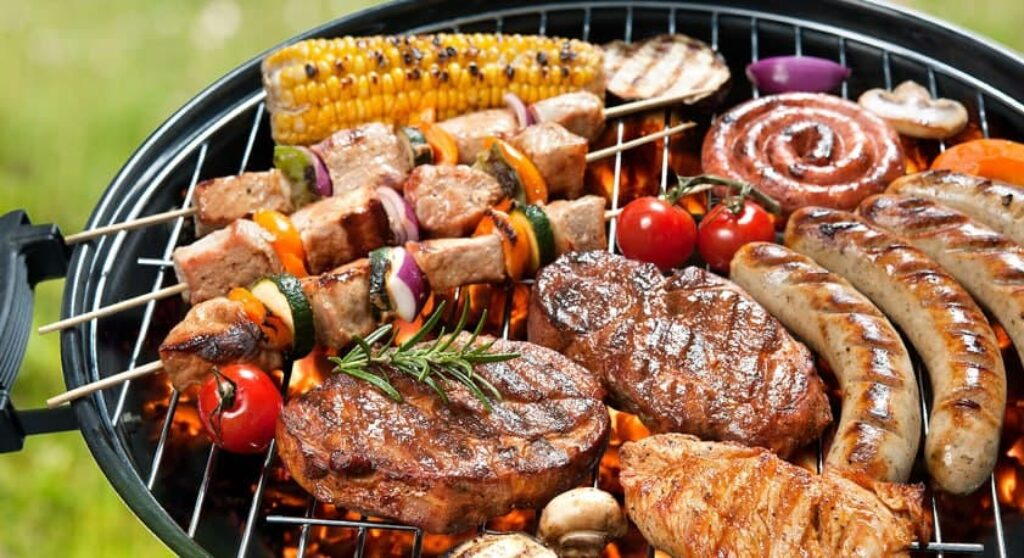 Il rito del Barbecue