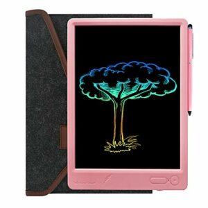 KEYCENT Tablet LCD da 10 Pollici a Colori LCD, Tavoletta Trafica Pad Elettronico Portatile Una Chiave da Usare per… Informatica