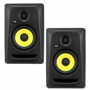 KRK Rokit CL5 G3 Classic Professional Bi-Amp 5″ Powered Studio Monitor – Coppia Monitor da studio