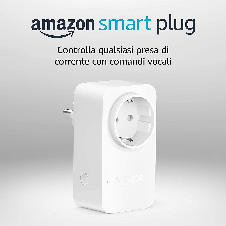 Amazon Smart Plug a soli 9.99 euro
