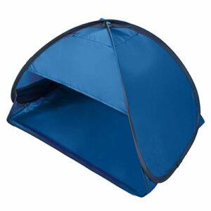 Tenda da spiaggia pop-up, mini protezione solare portatile sulla spiaggia, tettoia per protezione solare personale Campeggio e trekking