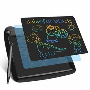 Lavagna LCD Enotepad 1 Confezione, Blocco per Tablet Elettronico Colorato per Bambini da 9 Ppollici, Lavagna Elettronica… Informatica