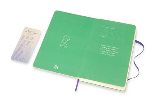 Dove acquistare Moleskine – Agenda Giornaliera 12 Mesi, Agenda Giornaliera 2021, Planner Il Piccolo Principe in Edizione Limitata, Tema Pianeta, Copertina Rigida, Formato LARGE 13 x 21 cm, 400 Pagine