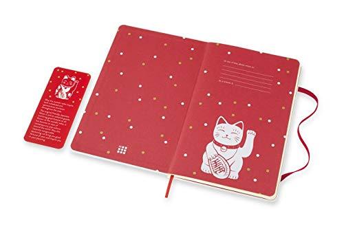 Dove acquistare Moleskine – Agenda Settimanale 12 Mesi, Agenda Settimanale 2021, Planner in Edizione Limitata Maneki-Neko, Formato Large 13 x 21 cm, Colore Bianco, 144 Pagine