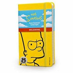Dove acquistare Moleskine The Simpsons Agenda, a Righe, Giallo