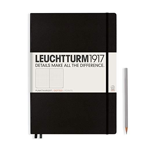 Dove acquistare Notizbuch Master A4+ dotted schwarz