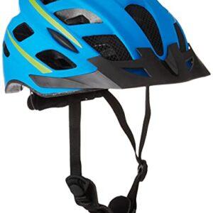 Dove acquistare Fischer – Casco da bicicletta Urban per adulti, con anello interno regolabile e illuminato, certificato Ökotest, guscio interno in EPS, Unisex – Adulti, Casco da bicicletta, Montis blu, S/M 55-59