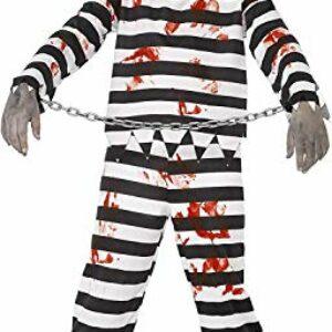 SMIFFYS Costume Zombie Detenuto Offerte e sconti