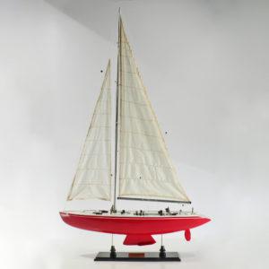 Handgefertigtes Schiffsmodell aus Holz der Australia