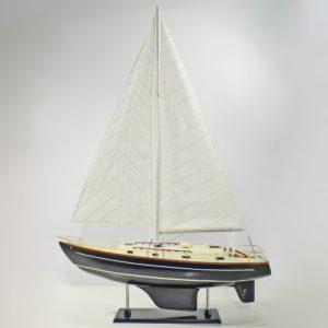 Handgefertigtes Segelschiffmodell der Contessa