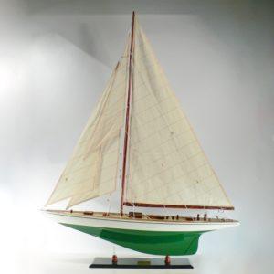 Handgefertigtes Segelschiffmodell der Enterprise
