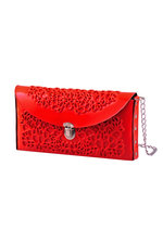 MeDusa Clutch Bag- Red