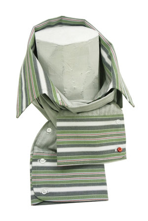 Scarf:: TWO SLEEVES & ONE COLLAR