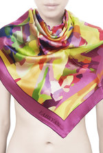 Colourful Silk Scarf