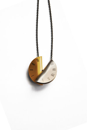 Watch partition small - silver/gold