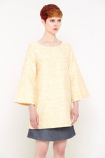 Bahar Tunic Top (Yellow)