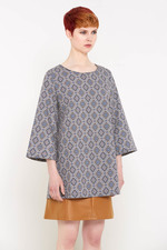 Dona Tunic Top (Big Diamonds)
