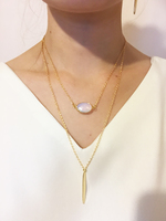Saphiel Opalite Necklace