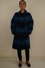 Hunter coat long