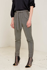 Martha Trousers (Black) Made out of: 100% Certified Organic Cotton