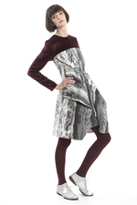 Changeable Dress Ice-Crystal