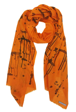 Cashmere scarf from LILA PIX
