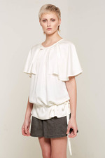 Christabel Top (White)