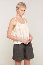 Rafeala Top (Cream)