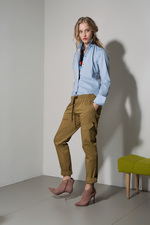 RELAXED CARGO TROUSERS