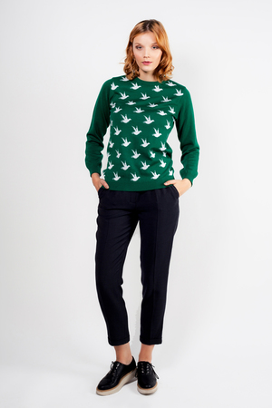 Printed sweater EASE