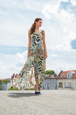 DRESS SUMMER PEAFOWL