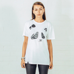 PANDA White Bamboo & Organic Cotton T-shirt
