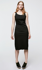 JERSEY GOWN SLEEVELESS