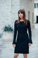 DRESS SALLA BLACK