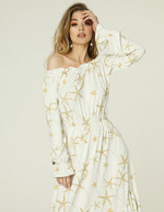 EMMA DRESS - #MADCOAST PRIN