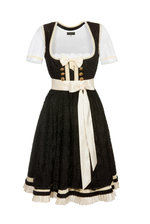 Dirndl COCO in black