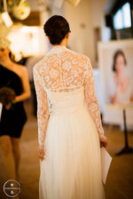 I O S O Y WEDDING BOLERO LACE