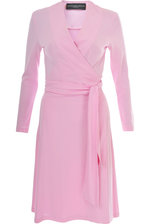 Wrapdress light pink