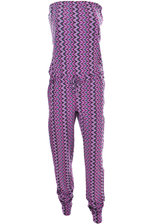 Jumpsuit Missoni in purple