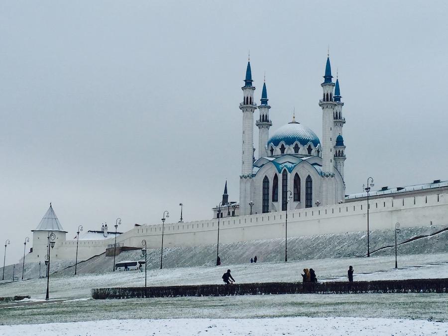 мечеть Казани