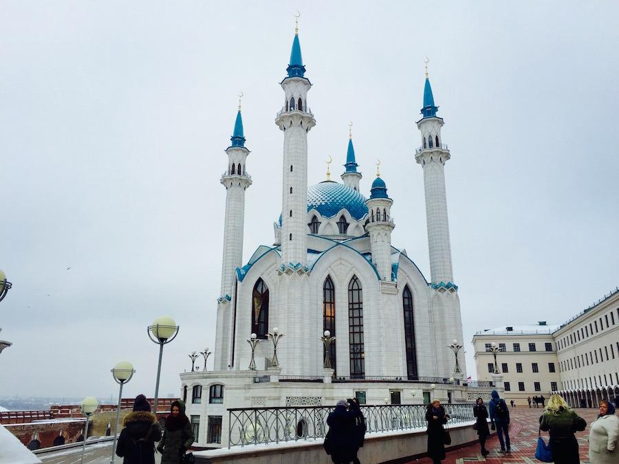 Казанская мечеть