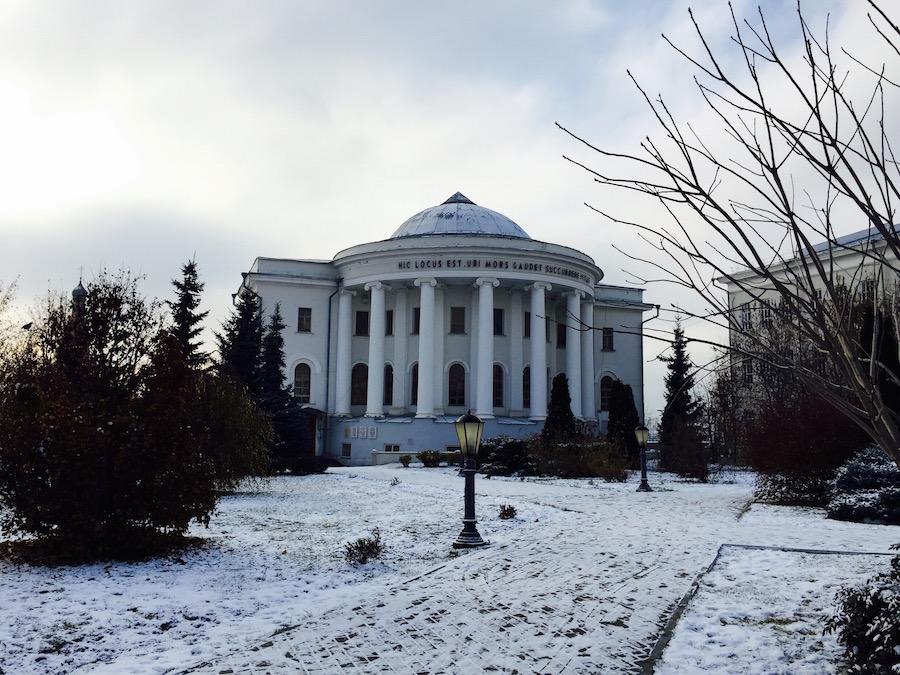 анатомический музей Казань