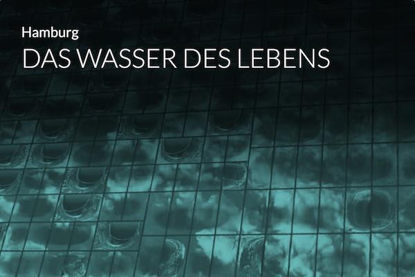 Das Wasser des Lebens (Testbetrieb) Coverbild