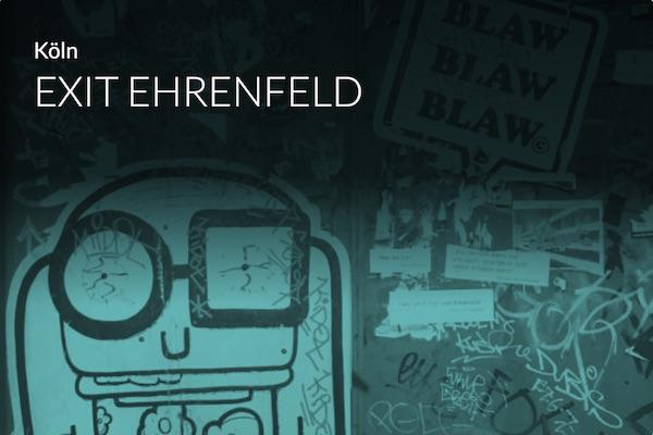 Exit Ehrenfeld Coverbild