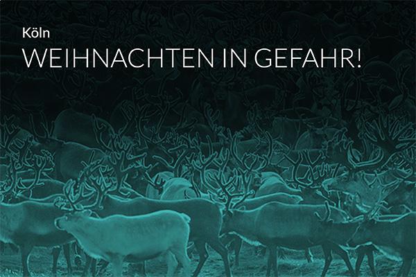 Weihnachten in Gefahr! (Testbetrieb) Coverbild