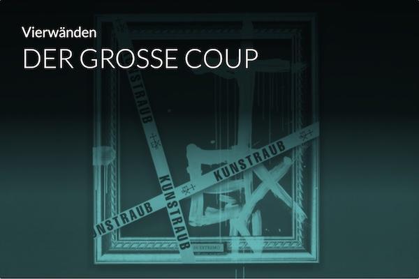 Der große Coup Coverbild